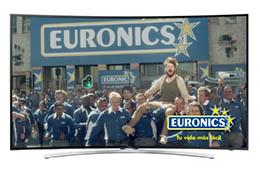 Campaña de Euronics en Televisión