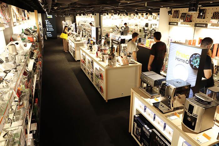 tiendas con pequeño electrodomésticos