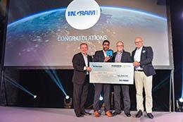 NetApp premia a Ingram Micro