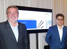 José Longas y Fernando Gil Bayona, de BSH
