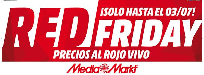 campaña redfriday de mediamarkt