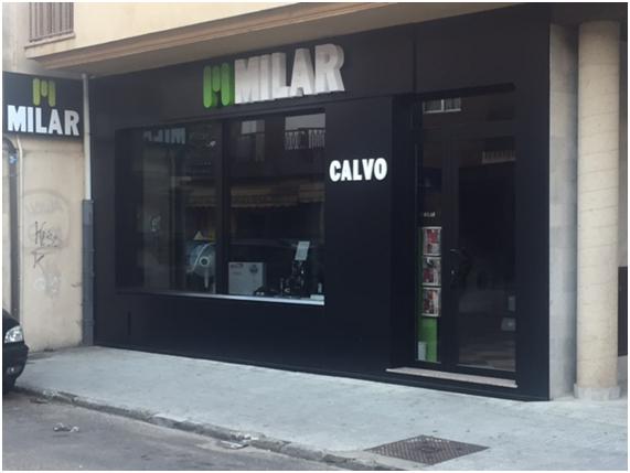 Tienda Milar Calvo