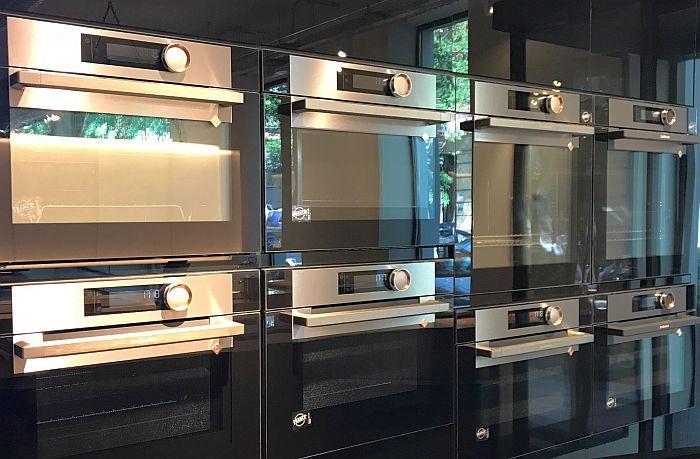 cocción De Dietrich encimeras Falmec Frigicoll hornos ICS-IntelligentCookingSystem Liebherr Premium