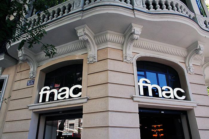 Tienda Fnac, Fnac Goya, establecimiento, electrónica de consumo, compras, comprar tecnología