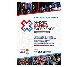 Madrid Gaming Experience, MGE, Gamelab, videojuegos, colsplay, manga, gaming, gamers españoles, youtubers videojuegos, feria videojuego,