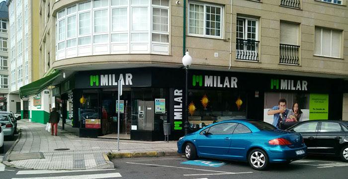 Milar Cee, Tienda de electrodomésticos, comprar electrodomésticos, lavadora, frigorífico, A Coruña, Coruña, Cee, establecimiento de venta, Sinersis, Euronics