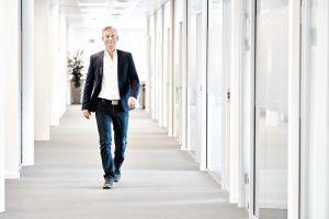 Nilfisk Hans Henrik Lund CEO limpieza profesional Jens Due Olsen