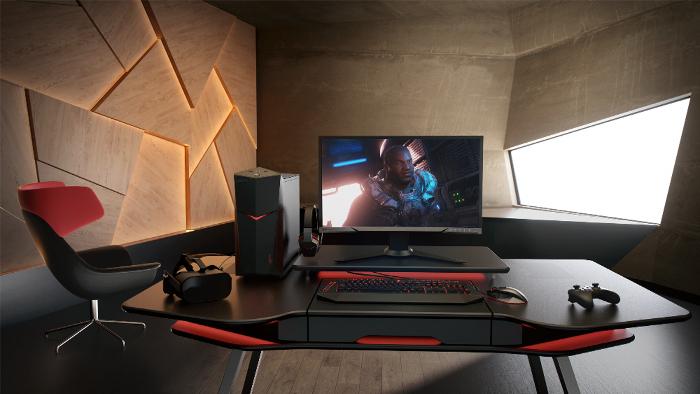 Lenovo gamers refrigeración líquida Asetek CORSAIR Legion Y920 Legion Y720 Legion Y520 Legion Gamescom Lenovo Legion