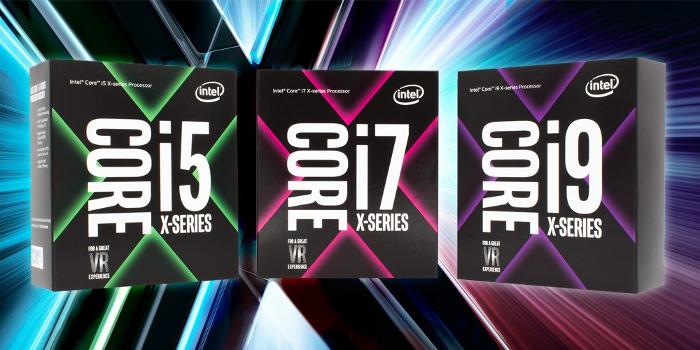 Intel, Intel Core Serie X Extreme Edition, Intel Core i9-7940X, Core i9-7960X, procesador, Core i9-7980XE