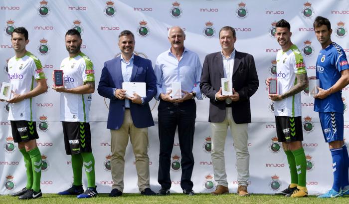 InnJoo, El Sardinero, Conrado Vázquez, ticketing, patrocinio, Real Racing Club de Santander, deportividad