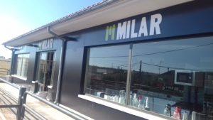 Tienda Milar Cesteros, electrodomésticos, televisores, venta de electrodomésticos, caslesa, milar, Fuentesauco, Zamora