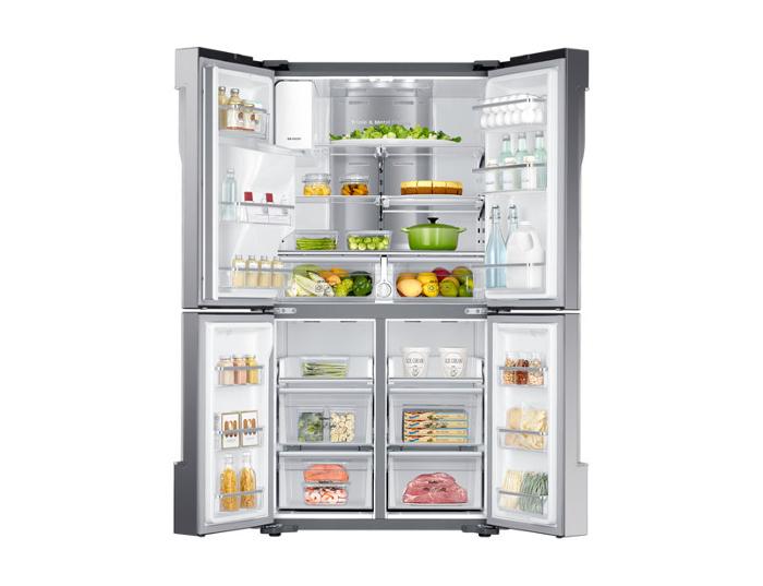 Esther Alonso, Zona Fresh Congelador, Cool Select zone 0º, Cuatro puertas, frigorífico Samsung RF9000, Samsung, RF9000, Triple Cooling,