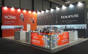 Taurus, Grupo Taurus, Taurus Group, Batidoras, Solac, Mycook Touch, planchas, sensor evolution, Francesc Madrid, batidora, robot de cocina