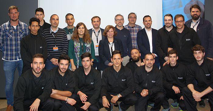 BSH Club de Excelencia en Sostenibilidad Formación Dual BSH en Mecatrónica Industrial FP Dual Fundación San Valero