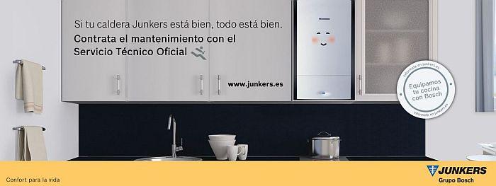 Junkers Bosch Termotecnia Bosch Cerapur Excellence Compact Cerapur Comfort Servicio Técnico Oficial de Junkers