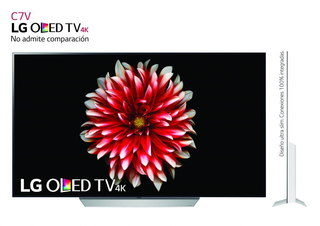 Stranger Things LG Netflix OLED TV software webOS 3.5 resolución UHD 4K SUPER UHD Dolby Vision HDR10 HLG (Hybrid Log Gamma) Technicolor HDR Converter Smart TV de LG Movistar+ Orange TV Amazon belN Sports Mitele Atresmedia RTVE RakutenTV