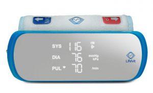 tensiómetro BPM-200 Wireless BT-200 de LifeVit LifeVit dispositivos de salud conectada