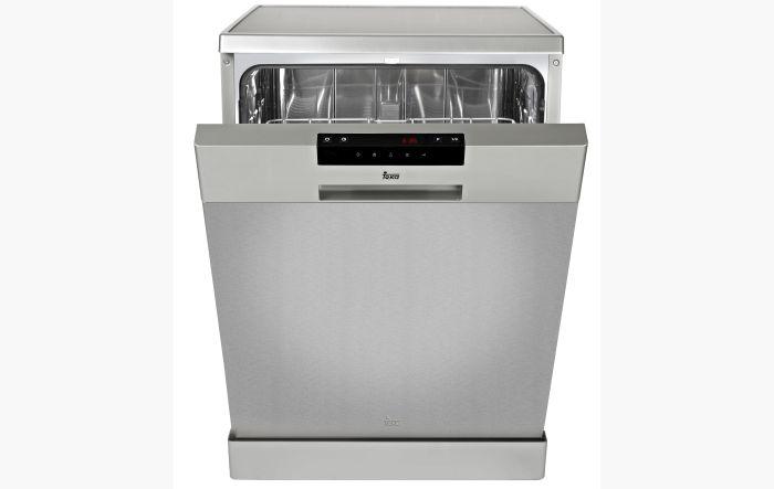 Aquastop detección de suciedad eficiencia energética lavavajillas Lavavajillas LP8 840 Inox sistema Aqua-Logic Teka
