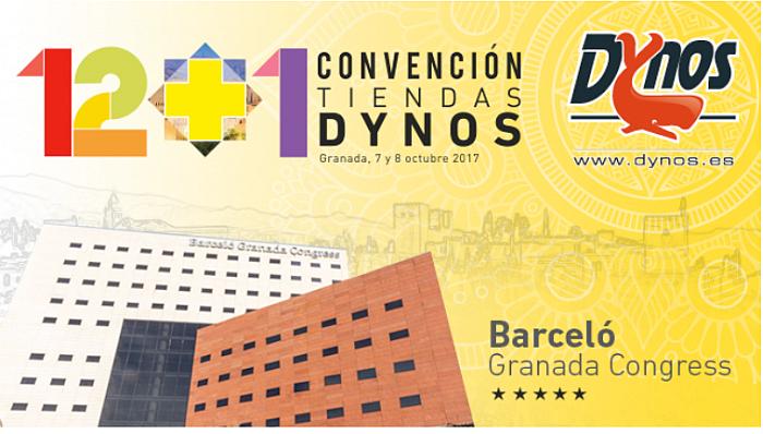 Dynos, tiendas de informática, convención 2017