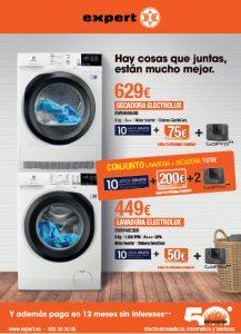 Fadesa, Expert, promoción, campaña lavado, ofertas de lavadoras, Balay, Electrolux, Candy, Indesit