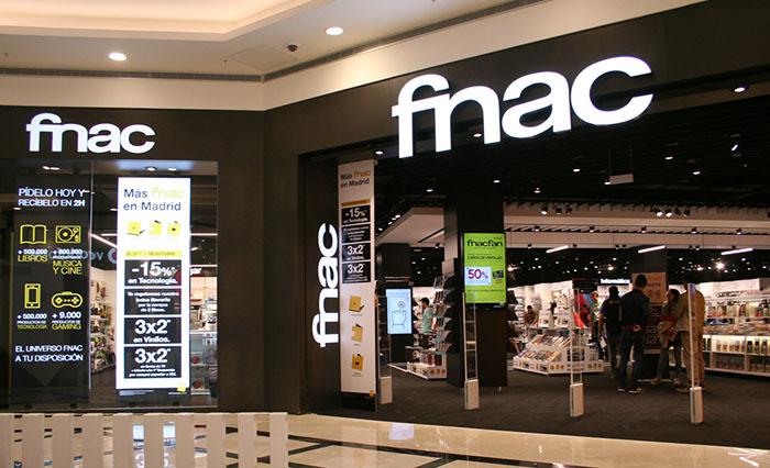 fnac bonaire madrid tienda de productos electrónicos
