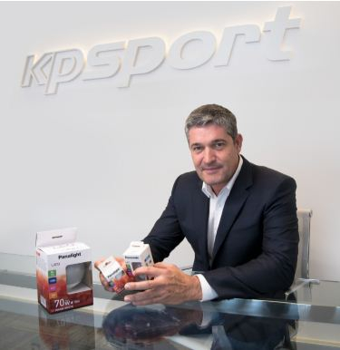 KPsport, panalight, panasonic lifhting, bombillas panasonic, distribución