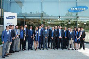 Samsung Air Conditioning España, aire acondicionado, Samsung España, ventas, climatización, sistemas