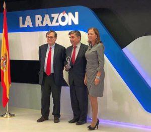 Mitsubishi Electric Changes for the Better Premio a la Eficiencia Energética en Sistemas de Calefacción I premios Tecnología e Innovación gama Ecodan