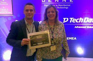 Tech Data Strategic Top Distributor Extreme Networks Global Partner Summit Tech Data Advanced Solutions canal de Extreme transformación digital Tech Data España