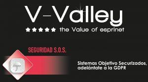 V-Valley Esprinet Seguridad SOS seguridad perimetral cifrado HSM protección del servidor puesto de trabajo dispositivos móviles Esprifinance renting
