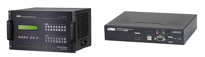 conectividad, ATEN, mayorista tecnológico, Ingram Micro, distribución, acuerdo