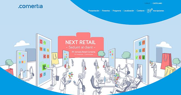 tienda física, comertia, futuro del retail, tiendas, distribución, Joan Carles Calbet, Cosmocaixa, ventas, online, emocionar, punto de venta, establecimiento, electrodomésticos