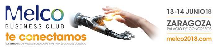 Melco, Zaragoza, Melco 2018, feria Melco, Salón Melco, Esther Cano, club de negocios, electrónica de consumo y nuevas tecnologías, pequeño electrodoméstico, internacionalización, mayoristas regionales