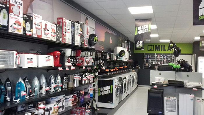 Milar Albosat, Milar, tienda Milar, tienda de electrodomésticos, Villalba, Lugo, comprar lavadora, Sinersis, establecimineto, punto de venta, comercio de proximidad