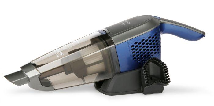 Aspirador de mano Unlimited 9.6 Lithium Taurus depósito translúcid Lithium Technology Cyclone System