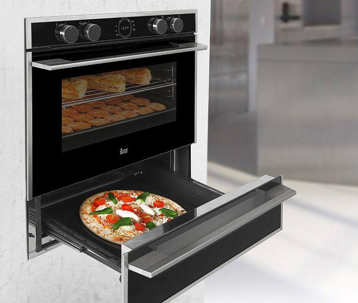 horno multifunción Double Cook HLD 45.15 de Teka tecnología Cool Touch System