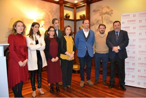 Cenor, premios solidarios, electrodomésticos, Javier González, Cenor Electrodomésticos