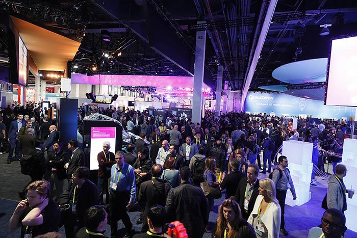 CES, CES Las Vegas, CES Las Vegas 2018, feria de tecnología, novedades tecnológicas, enero, realidad virtual, televisores, electrodomésticos,
