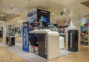 Garmin Store, Garmin, fitness,pulsera, GPS, reloj Garmin, Corte Inglés, Barcelona
