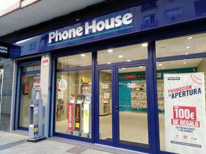 Phone House, Ribadeo, tienda de telefonía, móviles, smartphones, comprar móvil en Ribadeo