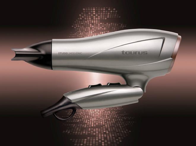 Taurus 2400 ionic, secador de pelo, secador de viaje, Taurus, electrodoméstico, comprar secador de pelo