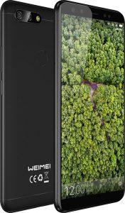 WePlus 3, Weimei, smartphone, teléfono móvil, cámara