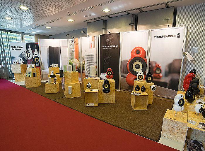 AVME 2018 (Audio Video Multimedia Experience) Aitor Urraca Juan Manuel Urraca AVMExperience Expo Music&Dealers TVAV Editorial Multimedia SL Novotel Madrid Center de Madrid