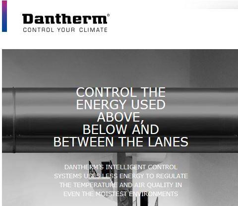 Grupo Dantherm Skive (Dinamarca) AFEC Dantherm SP S.A.U Controla tu Clima control del clima climatización