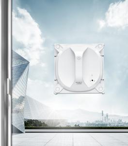 WinBot X robot inalámbrico para la limpieza de ventanas Bluetooth CES Innovation Award Ecovacs Robotics