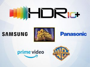 20th Century Fox Panasonic Corporation Samsung Electronics HDR10+ CES TV OTT STB BluRay Ultra HD SoC Amazon Prime Video Warner Bros