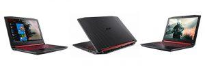 Acer Nitro 5, portátil, jugones, gaming, equipo, Nitro 5, Acer, AMD Rizen, Mixer, Windows10, textura láser, mil pavos, ordenador