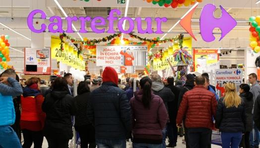 Carrefour, Fnac Darty, conforama, showroomprivé, tiendas, hipermercados, supermercado, Carrefour, centros comerciales, ventas, omnicanalidad, estrategia digital, sociedad de compras, electrodomésticos, electrónica, productos digitales