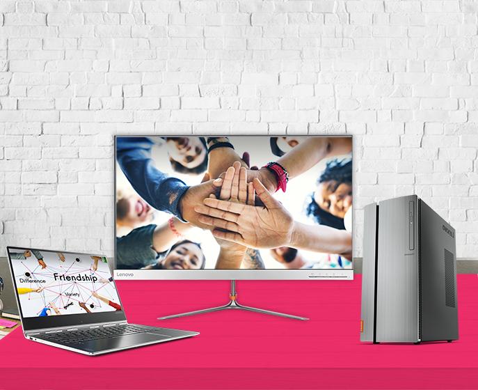 Promoción reembolso de Lenovo, lenovo, ordenador, portátil, monitor