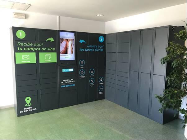 La firma mayordomo crece al amparo del e commerce for Endesa oficinas barcelona